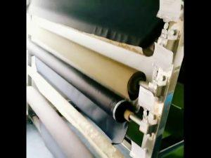100% Antistatická polyesterová tkanina s vodivou přízí