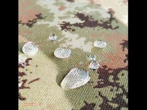 100% polyester různých typů továrny na výrobu křupavých látek