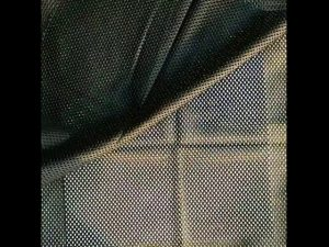 160gsm polyesterová osnovní síťovaná síťovina pro vojenskou vestu