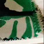 2018 horká 100% polyesterová fleecová hustota svázaná bavlněná tkanina