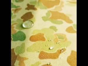 Čína továrna 1000 denier cordura tištěná nylonová tkanina s odpuzující vodou