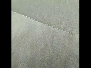 Pohodlné textilie a bavlněné bundy oděvní velkoobchod bavlněné tkaniny