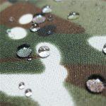 kamuflážní tisolní stanový tkaninový stan nebo vojenská tkanina