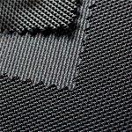1680d twill jacquard polyester oxford tkanina s pu pokrytý textil pro tašky