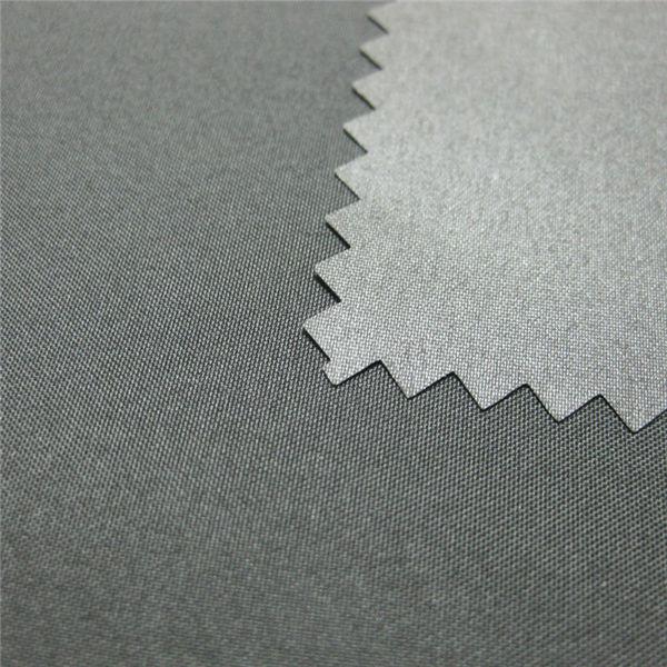 100% Polyester Pongee Coated vodotěsný venkovní Down Jacket Fabric
