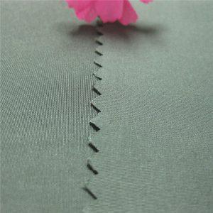 hotový prodej pongee tkaniny 100% polyesterová příze barvená pongee tkanina 190t