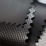 590gsm 0 44mm 1000d * 1000d 20 * 20 lesklá barva pvc potažená polyesterová tkanina plachta textilní kryt, kryt nákladních automobilů, markýza