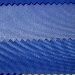 210D polyester mléčný pu povlak vodotěsný oxford tkanina