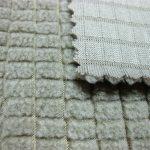 Polyester fleece tkanina / trvanlivé super poly twill prodyšná látka pro koleje
