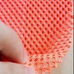 Polyester trikot warp pletené síťoviny vojenské batůžové kapsy
