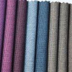 velkoobchodní polyesterová dvoubarevná barevná oxfordová tkanina pro materiál sáčku